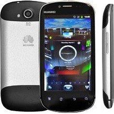 Huawei Huawei U8850 Vision Smartphone (9,4 cm (3,7 Zoll) Display, Touchscreen, 5 Megapixel Kamera) Silber/Schwarz