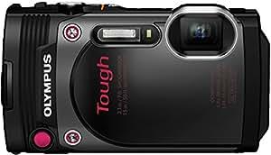 Olympus Tough TG-870 Digital Camera - Black