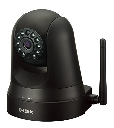 D-Link DCS-5009L Kamera (Wireless N Pan & Tilt Tag/Nacht) - 2