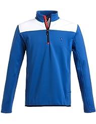 Wind Sweater Techno golfino–Forro polar en regular fit, primavera/verano, color Ola, tamaño 54 (XL)