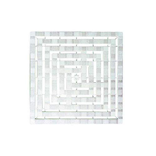 Bianco Wenko Alfombra ducha Paradise Blanco 54x54 CMS