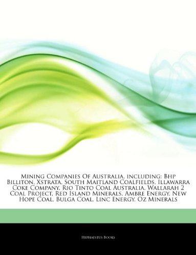 articles-on-mining-companies-of-australia-including-bhp-billiton-xstrata-south-maitland-coalfields-i