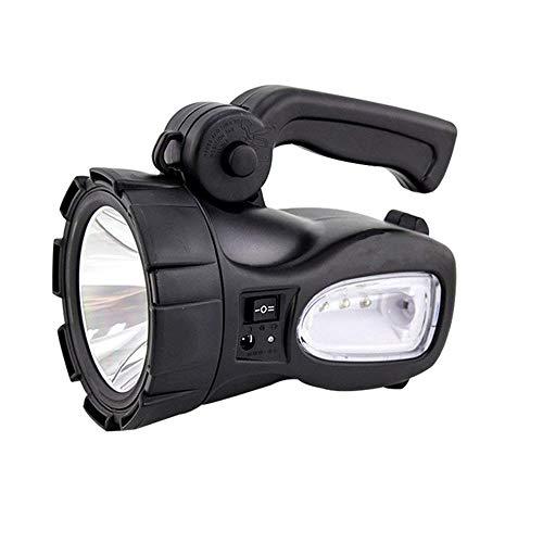 Wzlight Taschenlampe wiederaufladbare helle LED Taschenlampe Taschenlampe 20W High Power Suchscheinwerfer eingebaute 2300mAh Lithium-Batterie Zwei Arbeitsmodi