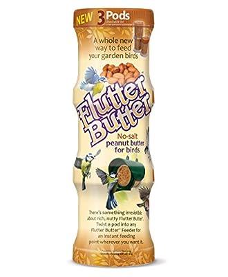 Flutter Butter Original Peanut Pods from Flutter Butter