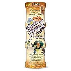 Flutter Butter Original Peanut Pods