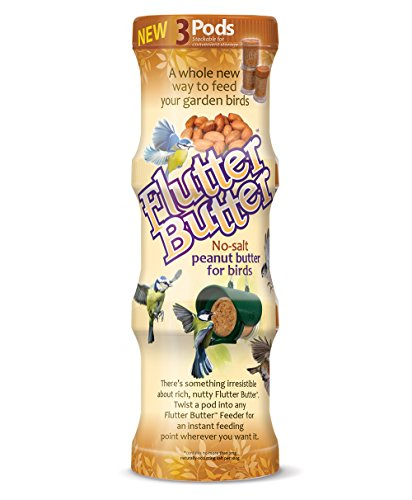 Flutter Butter Original Peanut Pods 3 Pack