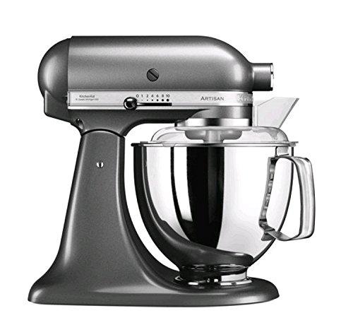 Kitchenaid Kuchenmaschine Schwarz gebraucht kaufen! Nur 4