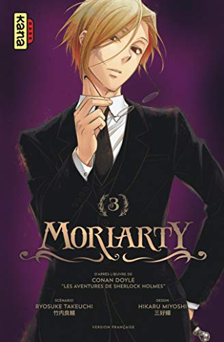 Moriarty the Patriot Edition simple Tome 3