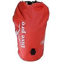 Dive Pro Dry Bag 10L), rojo