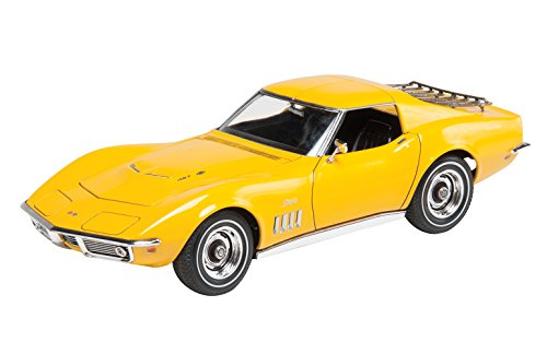 Revell Plastic Model Kit-69 Corvette(R) Coupe Yenko(TM) - Corvette 85