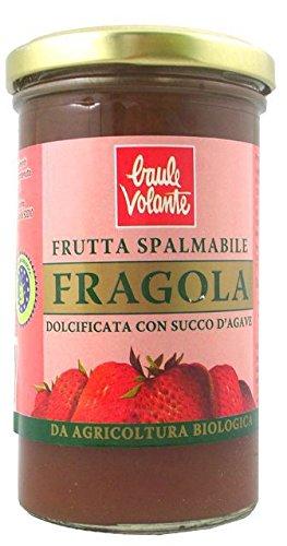 Erdbeere streichfähige Obst 280 g BIO (Erdbeer-saft-konzentrat)