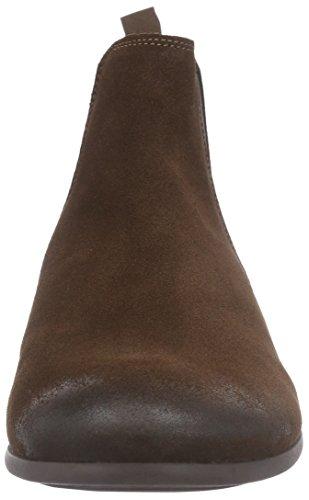 nobrand Jukebox Herren Chelsea Boots Braun (Choco)