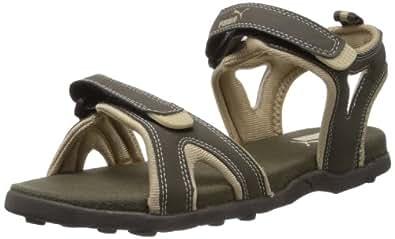 Puma Men's Guzzo Green Athletic & Outdoor Sandals - 6 UK/India (39 EU)
