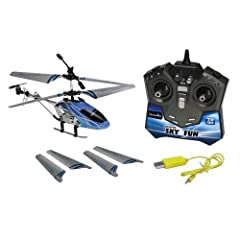 Control RC Helikopter