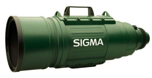 Sigma 200-500 mm F2,8 EX DG-Objektiv (72 mm Filterschublade) für Sigma Objektivbajonett