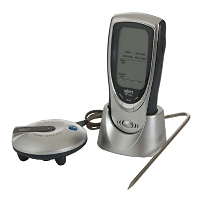 Weber 6439 Audiodigital-Thermometer
