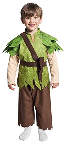 Joker JC056-M - Costume Peter Pan M, Multicolore