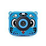 Skipo Macchina Fotografica Impermeabile Resistente Portatile di Goccia Impermeabile di Sport all'aperto dei Bambini Fotocamere digitali compatte e Set di Accessori