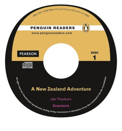 [(The New Zealand Adventure: Easystarts)] [Author: Jan Thorburn] published on (March, 2008)
