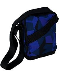 Bikkembergs , Sac pour homme à porter à l'épaule bleu Bleu/noir