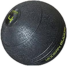 Energie Fitness Imported Commercial use slam ball MD 1241 10 kg (Black Color )