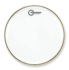 aquarian 26 inch classic clear single ply bass drumhead musical instruments. Black Bedroom Furniture Sets. Home Design Ideas
