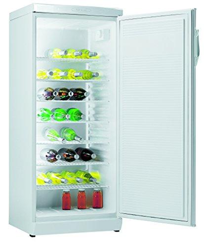 gorenje getraenkekuehlschrank Gorenje RVC6299W Flaschenkühlschrank / Abtau-Vollautomatik   / 7 Abstellroste, davon 6 höhenverstellbar / weiß