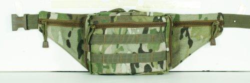 """Voodoo Tactical Unisex Hide-a-Weapon FANNYPACK, Multicam, 9½""""L x 7,6cm W x 17,8cm H"""