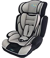 Bebe Style Convertiblle 1/2/3 Combination Car Seat and Booster Seat - Grey