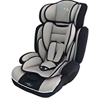 Bebe Style Convertiblle 1/2/3 Combination Car Seat and Booster Seat - Grey - ukpricecomparsion.eu