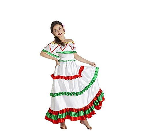 DISFRAZ MEXICANA TALLA 3-4