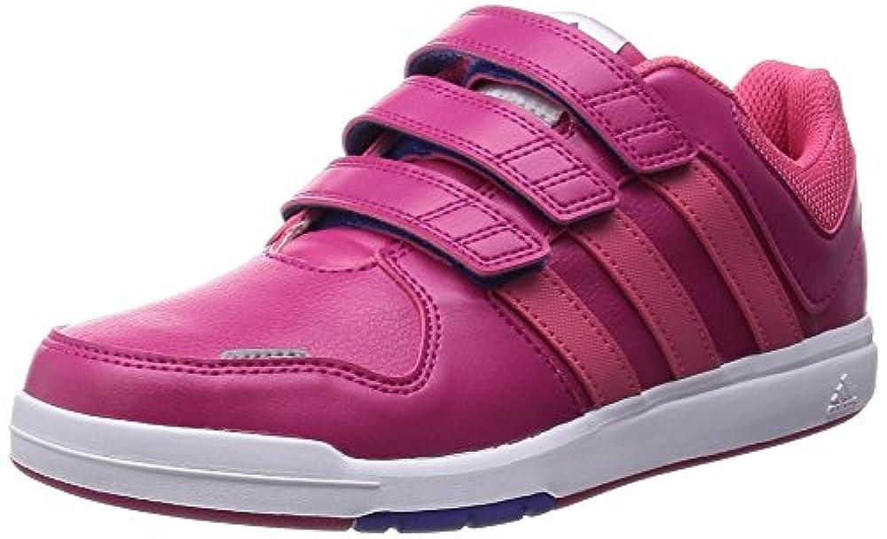 adidas , Mädchen Sneaker, Rosa, 38 EU
