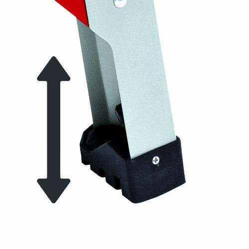 Einhell E-Stand, passend für Einhell Home, Einhell Classic und Einhell Expert Kappsägen und Zug Kapp Gehrungssägen (Arbeitshöhe 810mm, höhenverstellbar) - 6