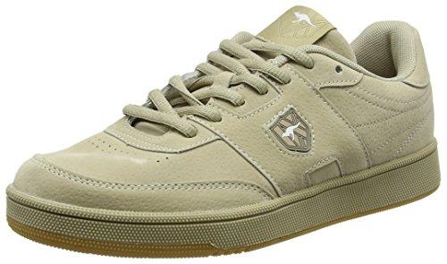 KangaROOS Retro Cup, Sneaker Unisex – Adulto Beige (Beige)