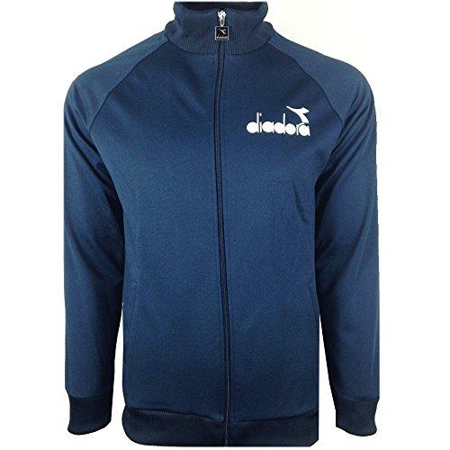 diadora-navy-blue-zip-up-poly-sweatshirt-jacket-large