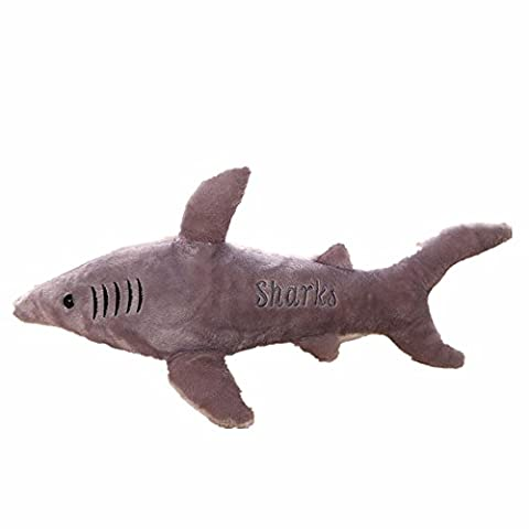 Ouneed® Peluche Requin Animal Oreille 70 / 80 /100 cm