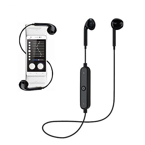 Intex Aqua Curve Mini compatible Wireless Bluetooth Earphone Headphone with Mic, Sweatproof Sports Headset, Best for Running and Gym, Stereo Sound Quality with Ergonomic-Design By mobimint  available at amazon for Rs.739