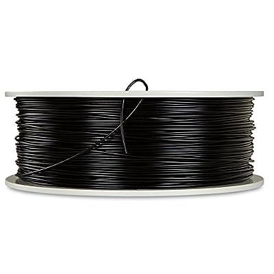 Verbatim 55318 PLA Filament, 1, 75 mm, 1 kg - Schwarz