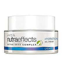 Avon New York Nutraeffects Hydration Gel Light Cream
