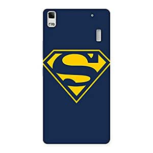 Yellow Day Back Case Cover for Lenovo A7000