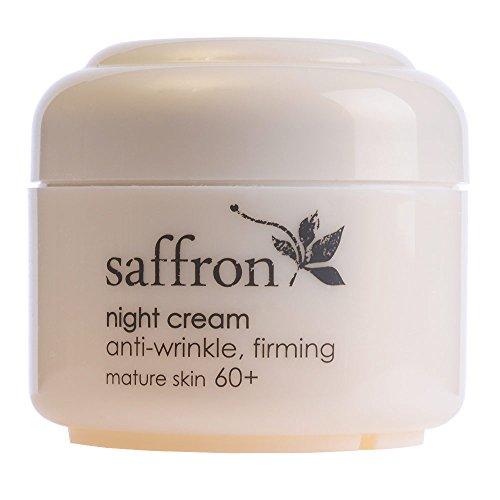 Safran 60+ Nachtcreme 50 ml