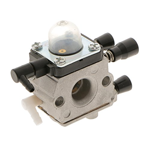 magideal carburetor for stihl fs38 fs45 fs46 fs55 hl 45 km 55 c1q-s186b zama trimmers Magideal Carburetor For STIHL FS38 FS45 FS46 FS55 HL 45 KM 55 C1Q-S186B ZAMA Trimmers 41c4KKDOdFL