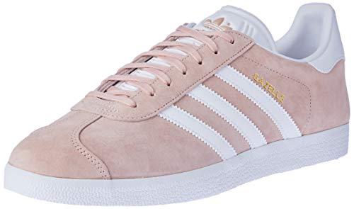 adidas Gazelle, Zapatillas de deporte Unisex Adulto, Varios colores (Vapour Pink/White/Gold Metalic),...