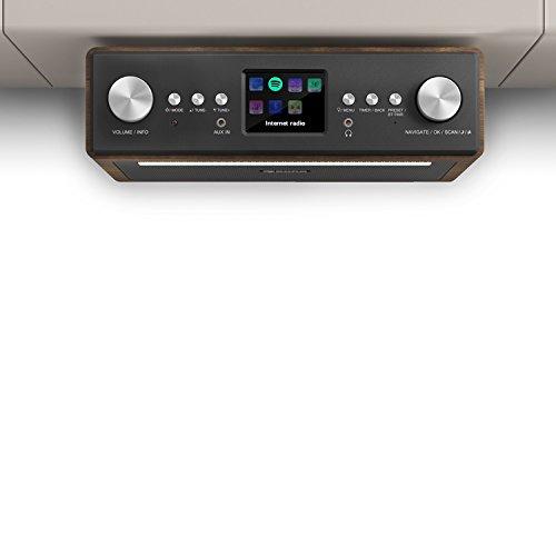 auna Connect Soundchef • Radio de Cocina • Radio Internet • Empotrable...