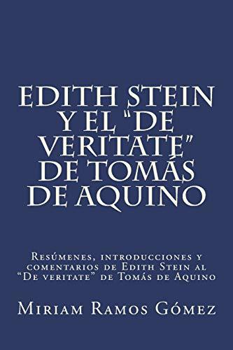 Edith Stein y el