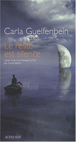 """<a href=""""/node/7463"""">Le Reste est silence</a>"""
