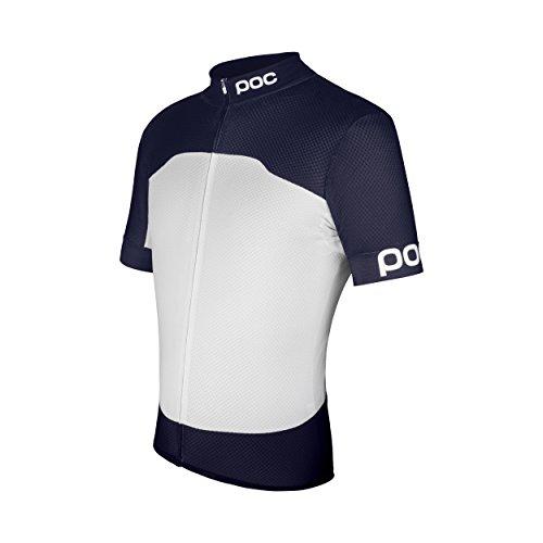 POC Raceday Climber Jersey Radfahren, Herren M Schwarz (navy black)