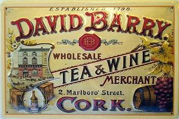 david-barry-tea-wine-targa-in-metallo