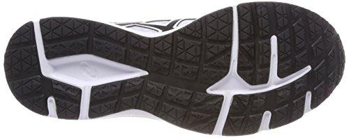 Asics Patriot 9, Chaussures de Running Homme Blanc (White/Black/White 0190)