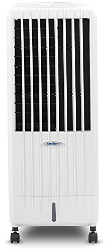 Symphony Diet 8i 8-Litre Air Cooler with Remote (White)-For small...